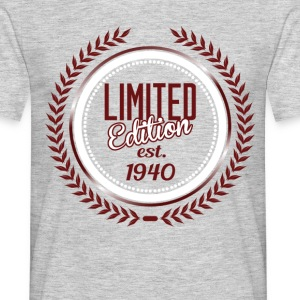 Limited Edition 1940 T-Shirts - Men's T-Shirt