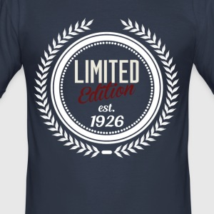 limited edition 1926 T-Shirts - Men's Slim Fit T-Shirt