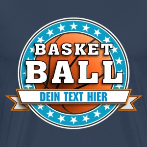 basketball_team_04201501 T-Shirts - Männer Premium T-Shirt