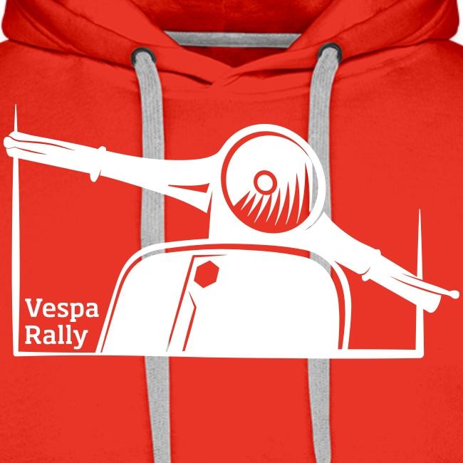 """Vespa """"Rally"""" Lenkkopfserie Hoodie"""