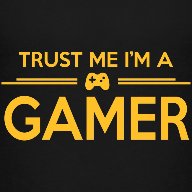 Teenagers Trust Me Gamer T-Shirt