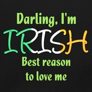 Irish - Reason to love me Bags & Backpacks - Shoulder Bag