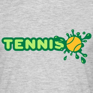 Tennis and Splash Tee shirts - T-shirt Homme