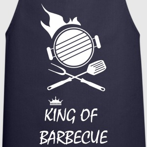 king of barbecue grillade Tabliers - Tablier de cuisine