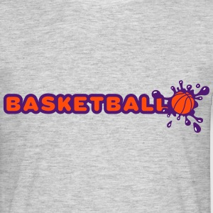 Basketball and Splash Tee shirts - T-shirt Homme