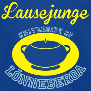 Lausejunge University T-Shirts - Kinder T-Shirt