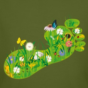 ecological Footprint T-Shirts - Men's Organic T-shirt