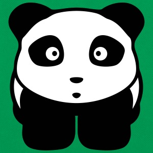 Kawai panda Bags & Backpacks - Retro Bag