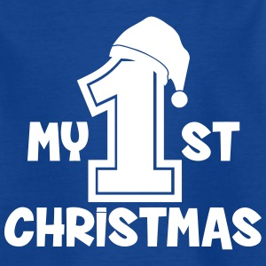 My first Christmas T-Shirts - Teenager T-Shirt