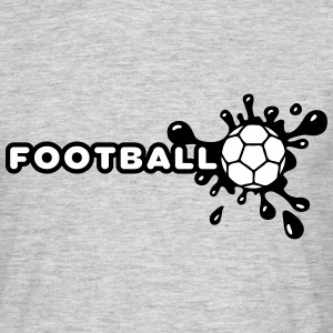 Football Splash Tee shirts - T-shirt Homme
