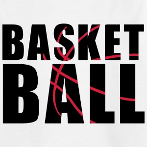basketball Shirts - Kids' T-Shirt