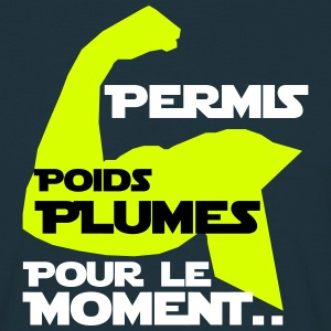 poids plumes Tee shirts - T-shirt Homme