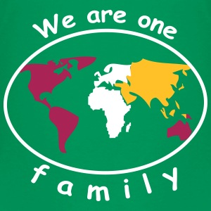 WeareoneFamily T-Shirts - Teenager Premium T-Shirt