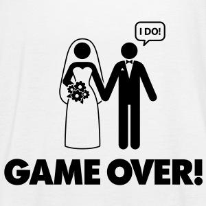 Game over. I am married. Tops - Women's Tank Top by Bella