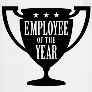 Employee of the Year! Forklær - Kokkeforkle
