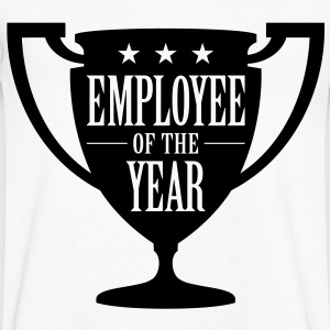 Employee of the Year! T-Shirts - Men's V-Neck T-Shirt
