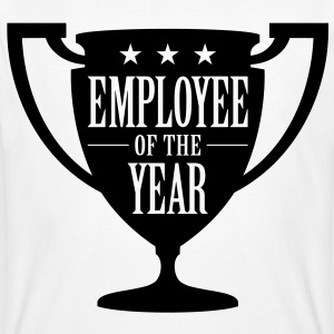 Employee of the Year! T-Shirts - Men's Organic T-shirt