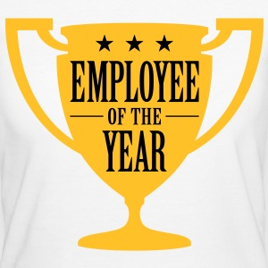 Employee of the Year! T-Shirts - Women's Organic T-shirt