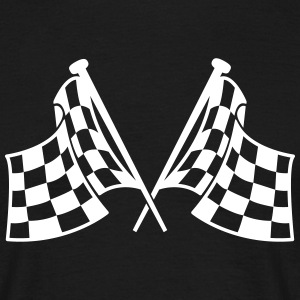 racing T-shirts - Mannen T-shirt