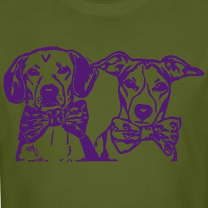 chien et chien by Customstyle Tee shirts - T-shirt bio Homme