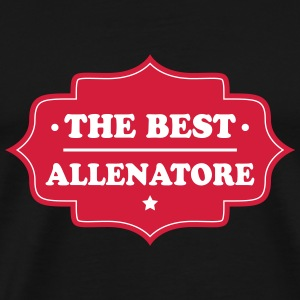 The best allenatore 111 T-shirts - Premium-T-shirt herr