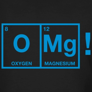 OMG periodic system Tee shirts - T-shirt bio Homme
