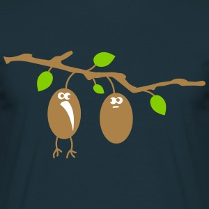 two Kiwis T-Shirts - Men's T-Shirt