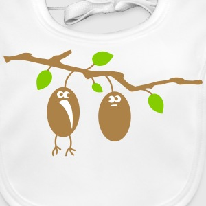two Kiwis Accessories - Baby Organic Bib