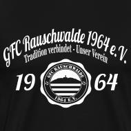 Motiv ~ Männer 1964  - Shirt Normal Schwarz