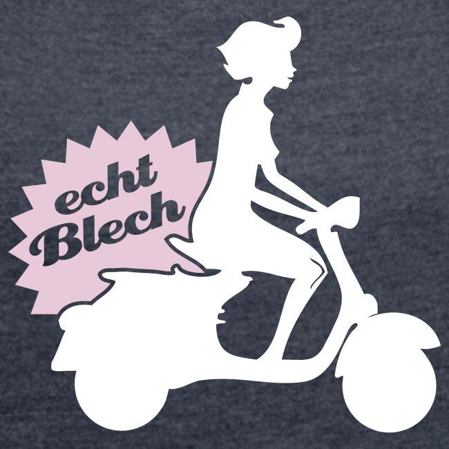 Echt Blech Girlie Shirt