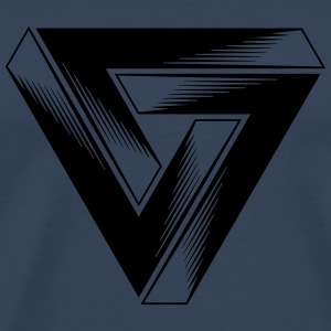 Impossible Triangle - Men's Premium T-Shirt