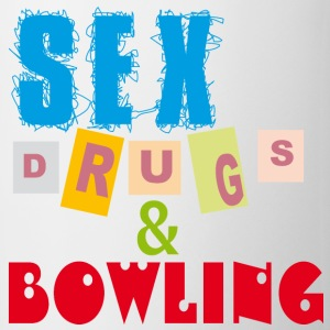 Sex, drugs & Bowling - Mugg
