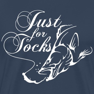 Just for Tocks - Männer Premium T-Shirt
