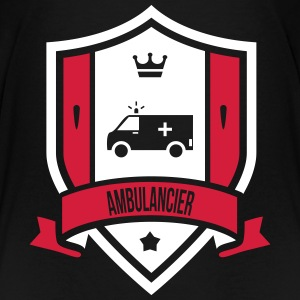 Ambulanceverpleegkundige / dokter / ambulance / arts Shirts - Teenager Premium T-shirt