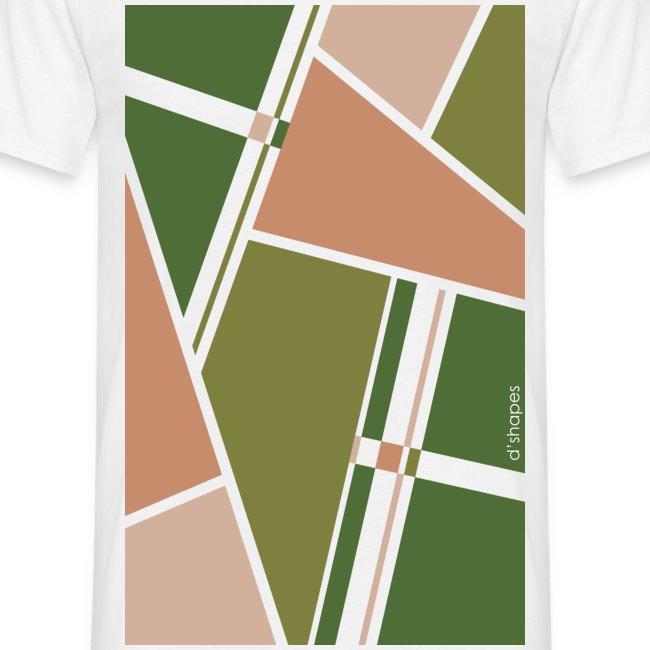 Blocks Treetop - Man T-shirt