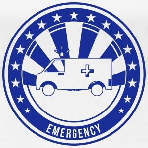 EMT / Ambulance / Emergency / Doctor / Hospital T-Shirts - Women's Premium T-Shirt