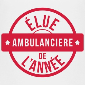 Ambulancier / Ambulance / Hôpital / Médecin Shirts - Teenage Premium T-Shirt