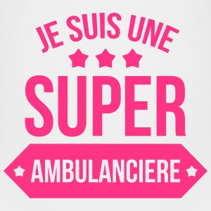 Ambulancier / Ambulance / Hôpital / Médecin Shirts - Kids' Premium T-Shirt