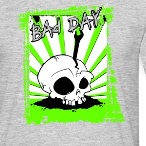 Bad Day - Männer T-Shirt