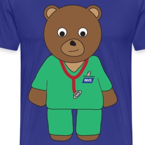 Doctor Bear T-Shirts - Men's Premium T-Shirt