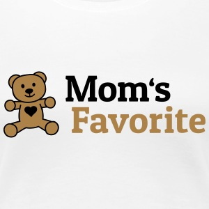 Moms Favorite T-Shirts - Women's Premium T-Shirt