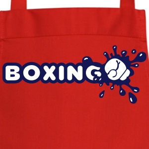 Boxing Splash Tabliers - Tablier de cuisine