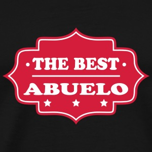 The best abuelo 111 T-shirts - Mannen Premium T-shirt