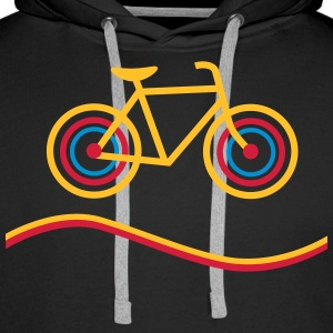 bicycle Hoodies & Sweatshirts - Men's Premium Hoodie