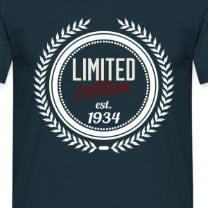 limited edition1934 T-Shirts - Men's T-Shirt