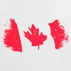 Canadian Maple Leaf T-Shirts - Women's Ringer T-Shirt