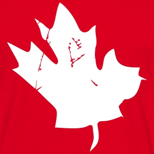Canadian Maple Leaf T-shirts - Mannen T-shirt