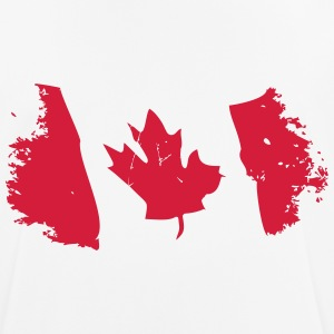 Canadian Maple Leaf Tee shirts - T-shirt respirant Homme