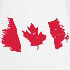 Canadian Maple Leaf  Aprons - Cooking Apron