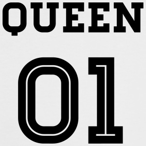 Queen T-Shirts - Frauen Kontrast-T-Shirt
